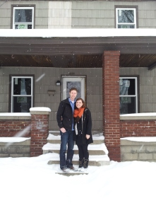"""Jonathan and Lauren will relocate to this home and offer the upstairs as a transitional safe haven for at-risk youth."""
